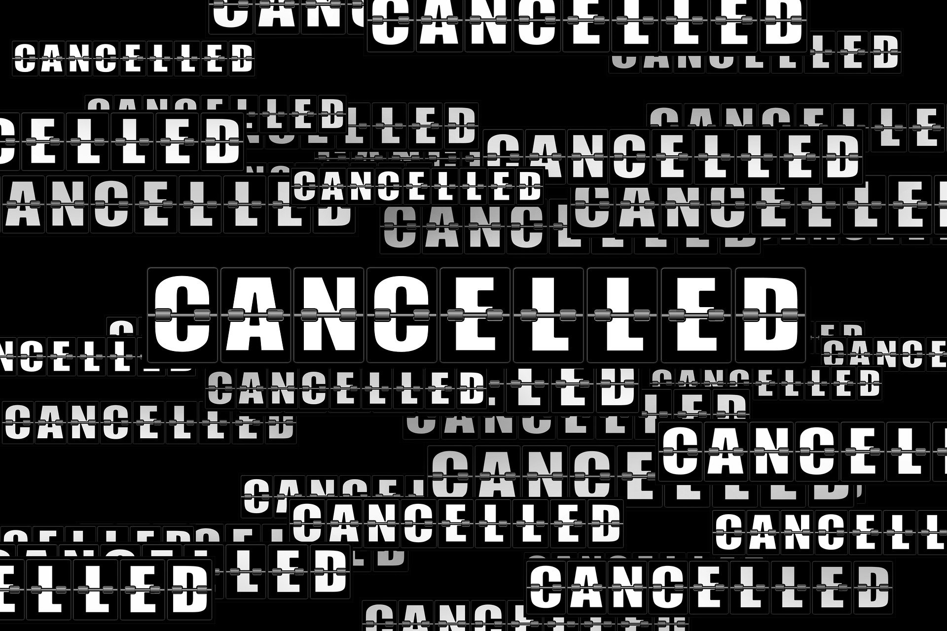 2020 November Meeting cancelled