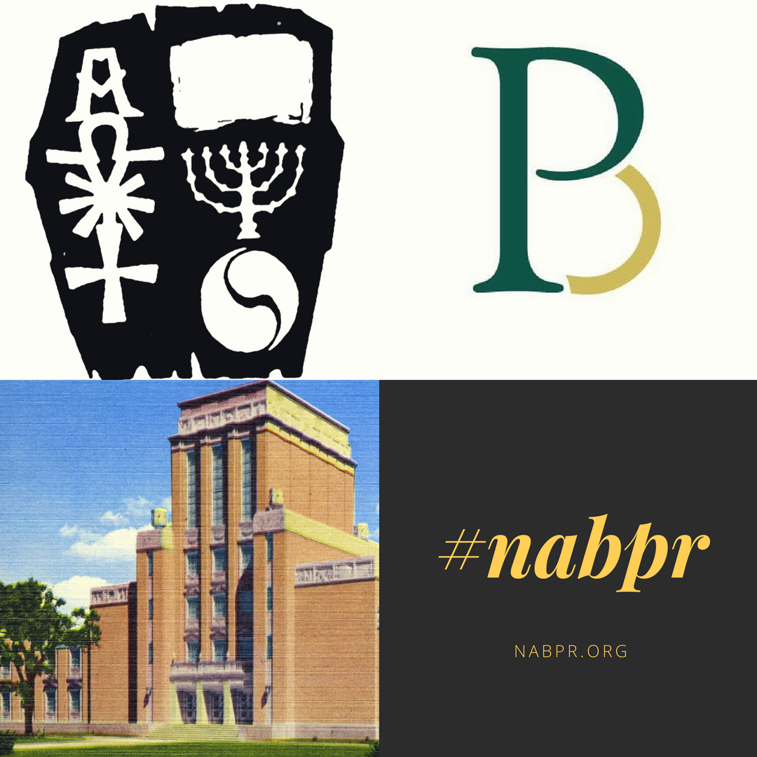 Announcing the new partnership between NABPR and Baylor University Press